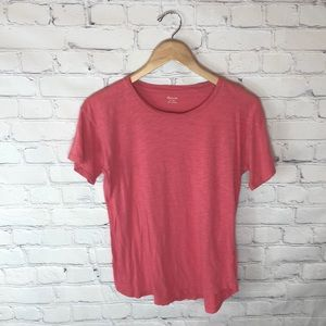 Madewell | XS Coral Colored T-Shirt